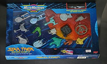 Micro Machines Star Trek Limited Edition Collector's Set