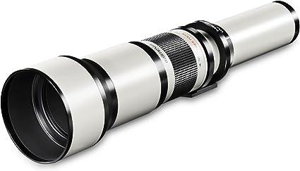 Walimex Pro 650 1300mm 1 8 16 Csc Teleobjektiv Für Sony Kamera