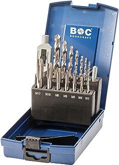 41001121000 HSS-G /Punte per trapano maschiatore DIN 352 1/pezzo M 10/intermedio foratura in Unibox Craft/