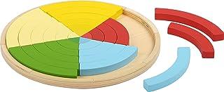 HABA Mandala Rainbow Palette Puzzle Games Intellectual Game for Kids | Cognitive Development