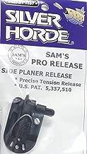 Silver Horde Sam's Pro Release Side Planer Release Planer Board Black 1 per Package