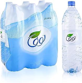 Nova Bottled water shrink, 6X1.5 Ltr