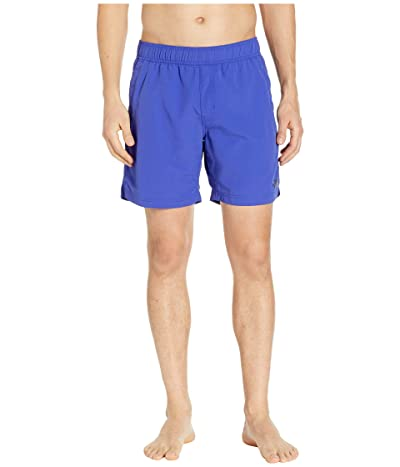 The North Face Class V 7 Pull-On Trunks (Aztec Blue) Men