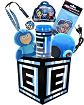 Toynk Mega Man Collection LookSee Box | Includes 6 Officially Licensed Mega Man Video Game Collectibles