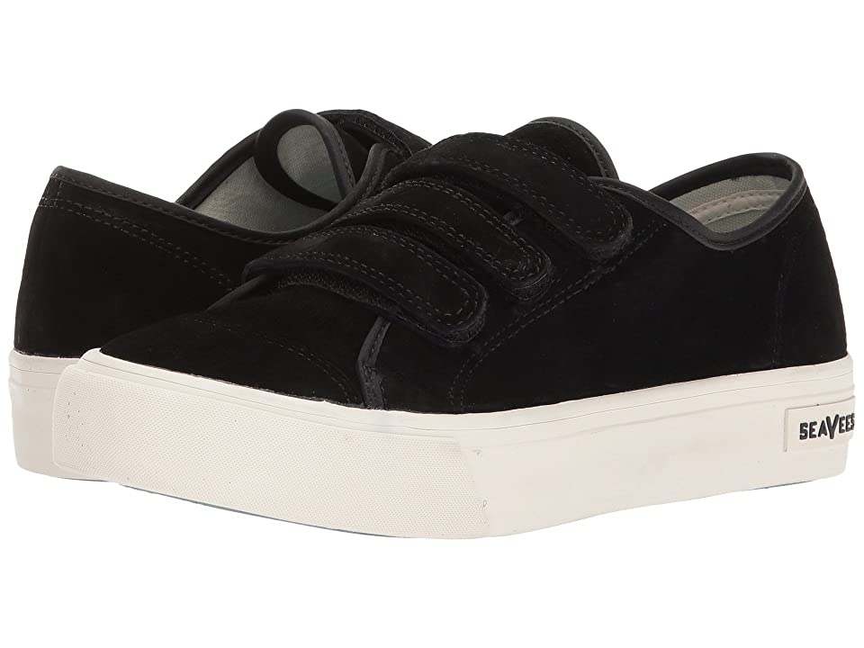 SeaVees Boardwalk Sneaker (Black) Women