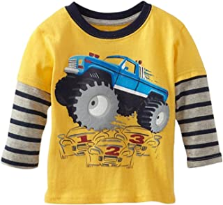 Best toddler truck shirts Reviews
