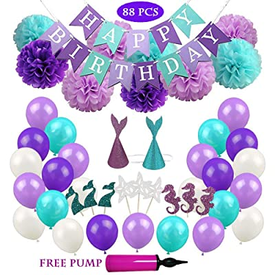 Balloons Decoration for Girls and Women Party, ...