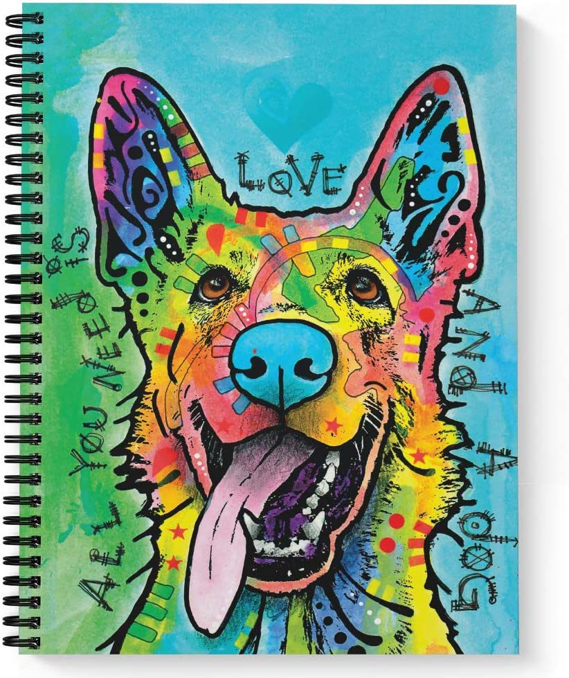 Softcover Love and A Dog Mesa Mall Dean Russo x Spasm price 8.5