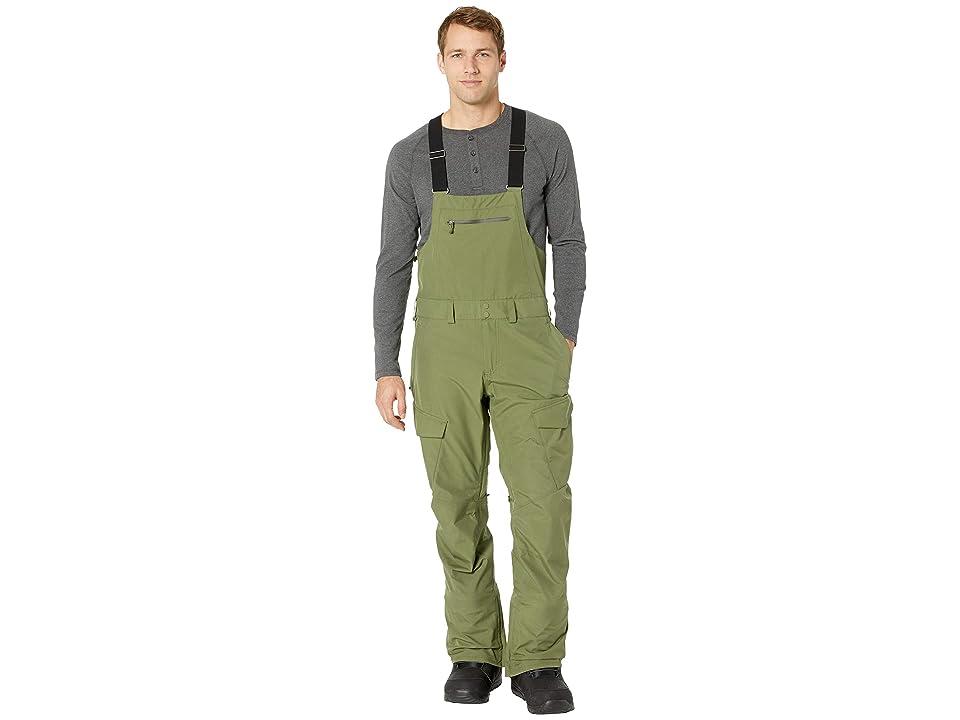 Burton GORE-TEX(r) Reserve Bib Pants (Clover) Men