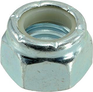 7//16-14 7//16-14 Midwest Acorn Nut Company Cy-Chrome MPB279 Alloy Steel Nylon Insert Lock Nut Pack of 10 Chrome
