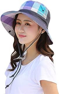New Summer Sun Hat for Women Large Brim Floppy Summer Cotton Bucket Hats Female Beach Foldable Visor UV Caps Casual Basin Cap