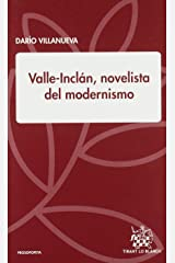 Valle-Inclán , novelista del modernismo Broché