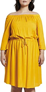 TOM TAILOR MY TRUE ME Off Shoulder Robe Femme
