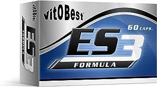 ES3 FORMULA 60 Caps. - Suplementos Alimentación y Suplementos