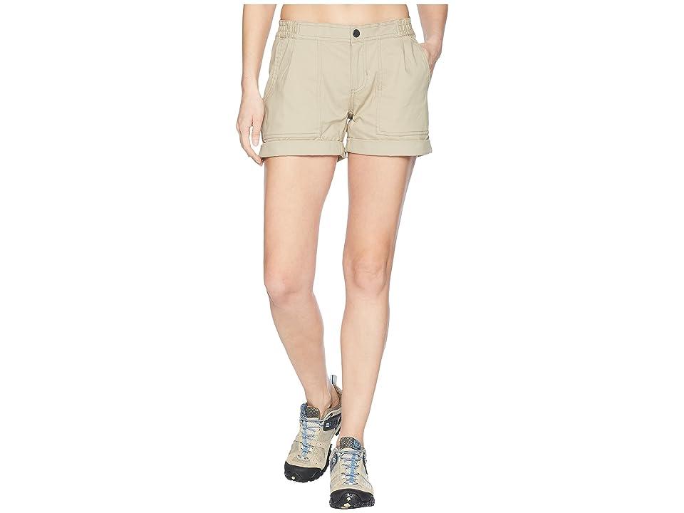 Mountain Hardwear AP Scrambler Shorts (Badlands) Women