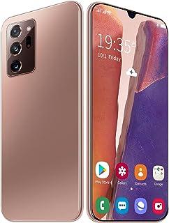 N28U Goedkope smartphone 5G Netwerk 8 GB + 256GB 16MP + 32MP 6.6 inch scherm 4800mAh gezicht vingerafdruk ontgrendelen dub...