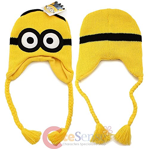 52081cada5b Two-eyed Minion Despicable Me ~ Laplander Hat