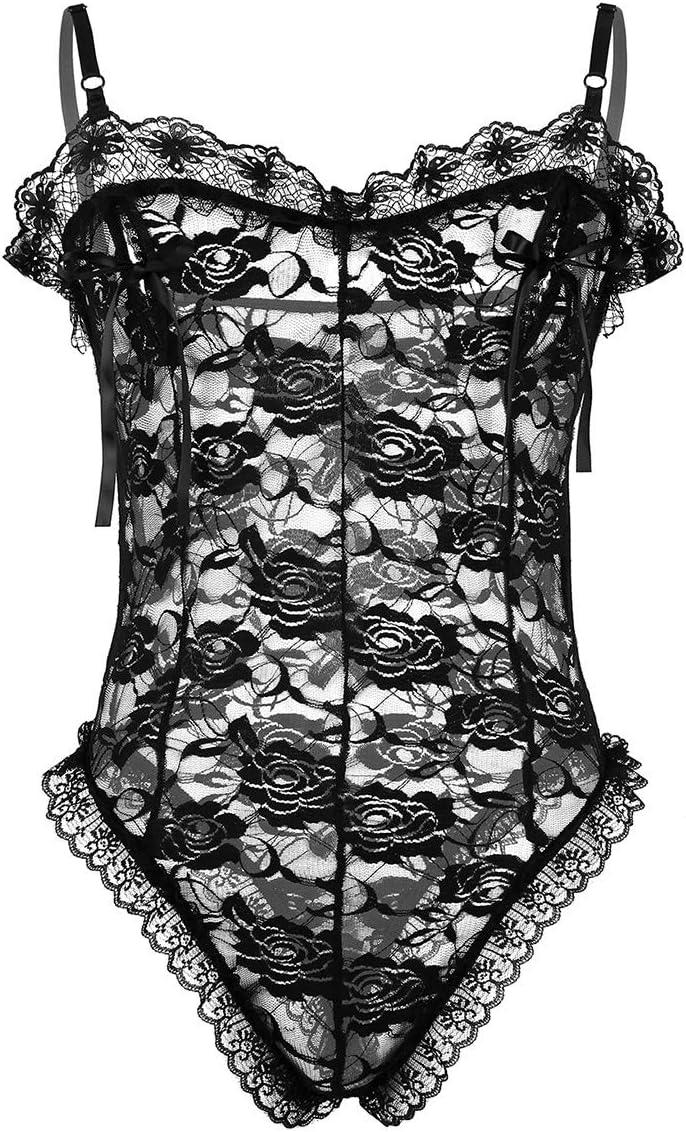 YINGJUN-DRESS Ranking TOP9 Men's Novelty Costumes Thong Max 70% OFF Black Lingerie