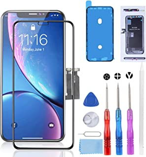 YPLANG for iPhone XR Screen Replacement | Original Pantalla iPhone XR LCD Display 6.1 inch | Touch Screen Digitizer Assembly with Complete Cell Phone Repair Tools