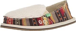 Women's Donna Sherpa Blanket Loafer Flat