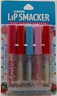 Lip Smackers Liquid Lip Gloss 5 Pack