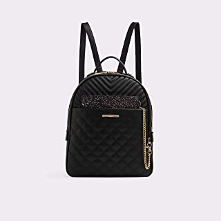 Aldo Fashion Backpack For Women, Polyester, Black - Auricelle90