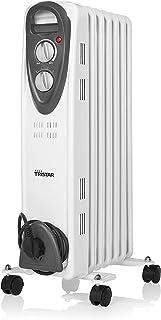 Tristar KA-5087 Radiador eléctrico – Aceite – 7 cuerpos – 1500W