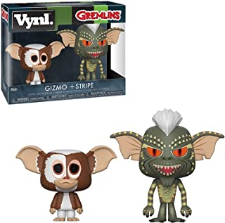 Funko Vynl: Gremlins - Gizmo & Stripe Collectible Figure, Multicolor