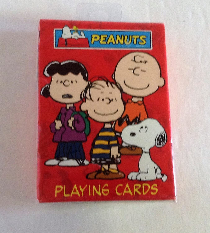 Peanuts SNOOPY & GANG PLAYING CARDS Deck B0032XDLEE Niedriger Preis und gute Qualität    | Bevorzugtes Material