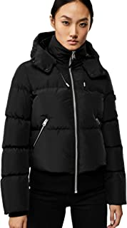 Aubrie Bomber Womens Down Jacket