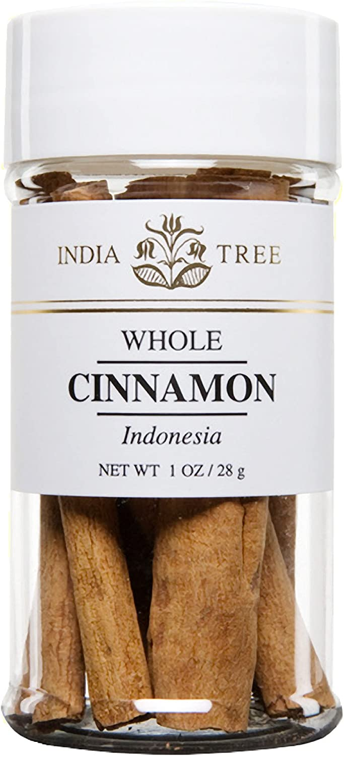 India Tree Cinnamon Free Shipping Cheap Bargain Gift Whole Jar 3 of Ranking TOP15 Pack 1.0-Ounce