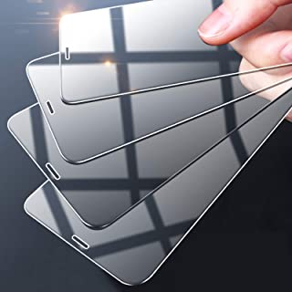 4Pcs Full Cover Tempered Glass,For iPhone 12 12 Pro Max 11 Pro X XR XS MAX,Phone Screen Protectors