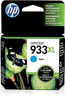 HP 933XL | Ink Cartridge | Cyan | CN054AN