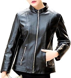 15eb4ab4b00b ... Coat Punk Rock Faux Jaquetas Couro Casaco Chaquetas ·  87.06 87.06.  FREE Shipping. Comaba Womens Regular Fit Moto Biker Full Zip Faux Leather  Jackets