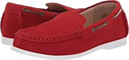 Suede Driver Moccasin (Toddler/Little Kid/Big Kid)