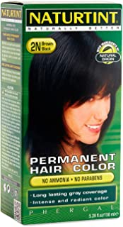 Naturtint, Hair Color Permanent Brown Black 2N, 5.6 Fl Oz