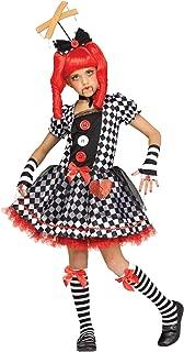 Fun World - Marionette Doll Girl's Costume