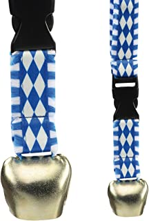 Greetings from Bavaria Lanyard with Cow Bell from Fine European Stuff