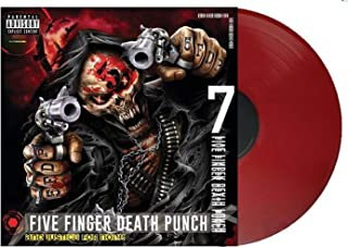 Five Finger Death Punch – And Justice For None (Exclusive Red vinyl) [vinyl] Five Finger Death Punch