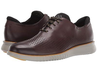 Cole Haan 2.Zerogrand Laser Wing Oxford (CH Black Walnut Leather) Men