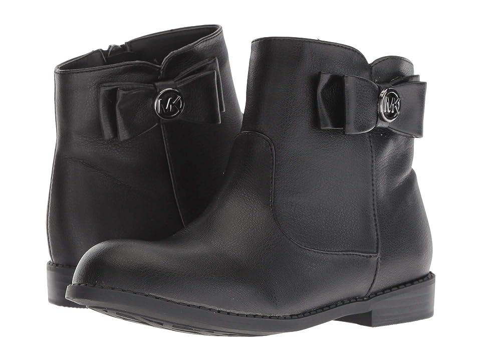 MICHAEL Michael Kors Kids Emma Flow (Little Kid/Big Kid) (Black) Girls Shoes