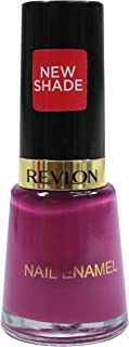 Revlon Nail Enamel, Plum Seduction, 8ml