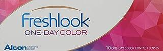 FreshLook One Day Contact Lenses, Color Mystic Hazel, -03.00