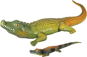 Toysmith 8603 Ginormous Grow Crocodile, 32-Inches, Assorted Colors
