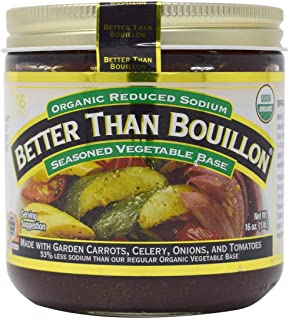 Best better than bouillon vegetable soup recipe Reviews