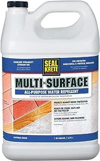 Seal-Krete SK201001 Multi-Surface All-Purpose Water Repellent, Gallon