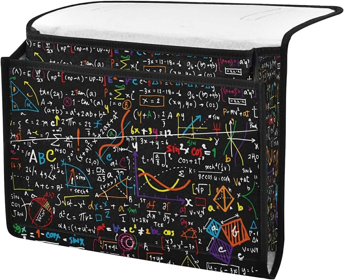 TropicalLife ECHOLI Bedside Storage Caddy NEW Be super welcome Math Organizer Science