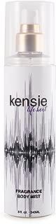 Kensie Fragrance Body Mist, Life Beat, 8 Fluid Ounce