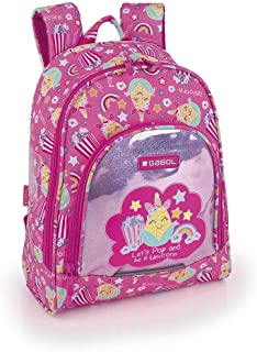 Mochila Infantil Escolar Unicorn Gabol