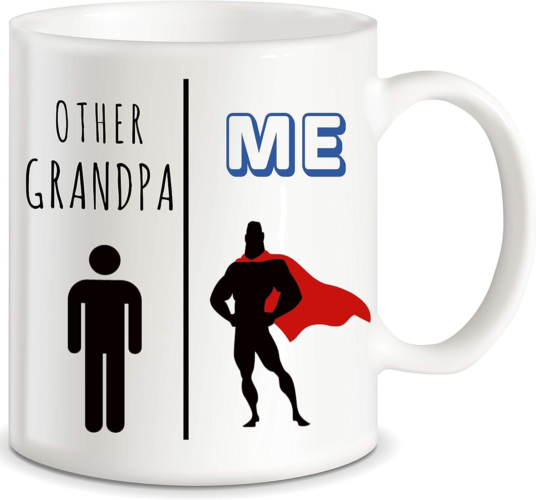 My Grandpa Memphis Mall Vs Other Seasonal Wrap Introduction Grandpas Funny for Grandfath Mug Gift Coffee